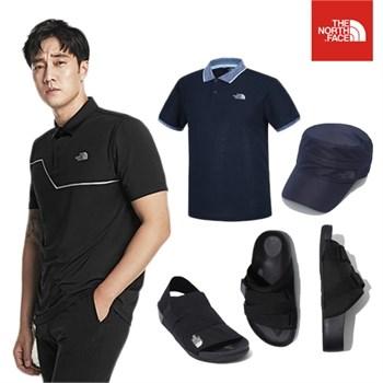 [노스페이스] 여름 추천 티셔츠/팬츠/용품
