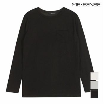 [단독30%쿠폰][미센스] 여성 라운드 원포켓 티셔츠_2MA83TSP410Z