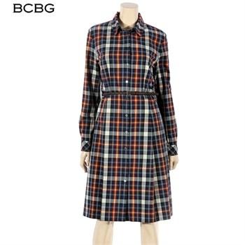 BCBG 카렌체크OP B9A2O615-55
