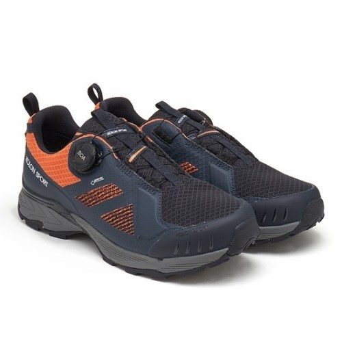 KOLONSPORT 남성 GORE-TEX 트레일 러닝화 VULTURE TR_FE4CX19710NAY