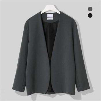 [MNC] 노카라 블레이져 자켓 (MDJK350CO)