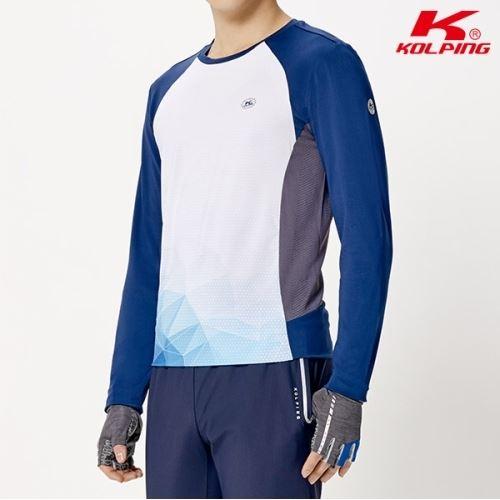 콜핑 봄 라운드 티셔츠 필리스(남) KOT4224M