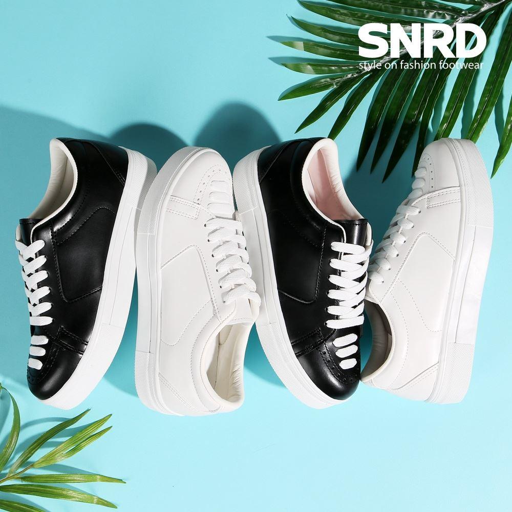 [SNRD] 여성 스니커즈 여성화 여자신발 SN503 단화 운동화 스니커즈 커플신발